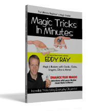 Magic Book - Pennsylvania Magician Eddy Ray